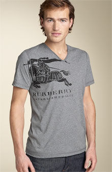 Burberry Mens Tee