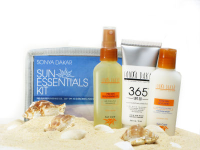 Sonya Dakar Essentials Kit