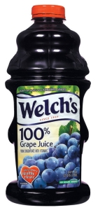 Welch\'s Grape Juice