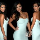 Kim Kardashian is a doll