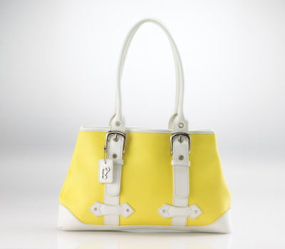 Maribella Yellow Bag