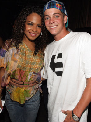 Christina Milan and Ryan Sheckler