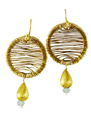Urban Posh Tribal Earrings
