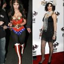 Celebrities dress up for Halloween