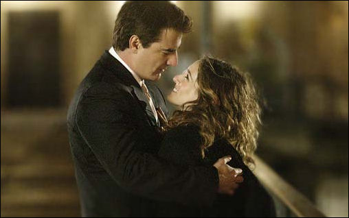 carrie and mr big relationship problems