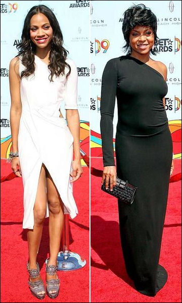 2009-bet-zoe-saldana-and-taraji-p-henson