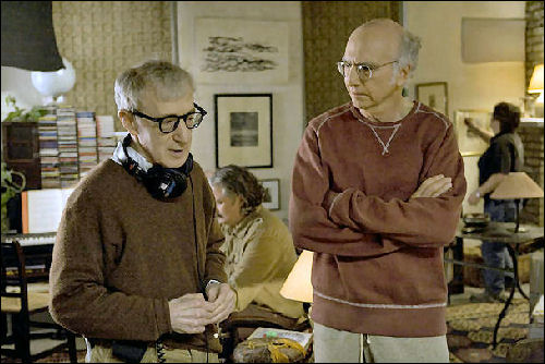 a study on woody allens works Screenplay award's most recent winners, writer-director woody allen (whose  script  work is to be based, with research material being an exception - the.