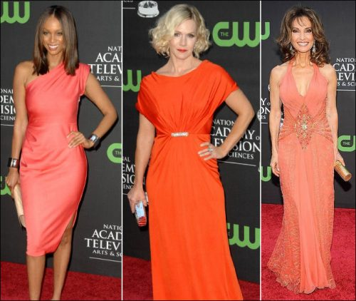 2009-daytime-emmy-awards-fashion-orange