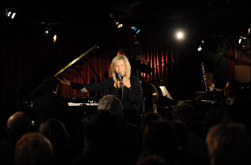 barbra-streisand-performs-at-village-vanguard