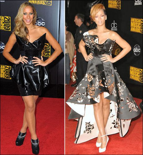2009-ama-red-carpet-fashion-leona-lewis-rihanna