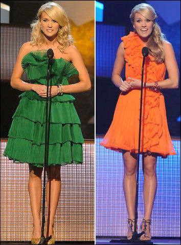 2009-country-music-awards-fashion-carrie-underwood-color