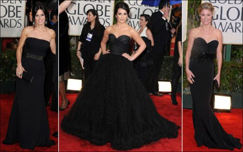 2010-golden-globe-red-carpet-fashion-black-strapless