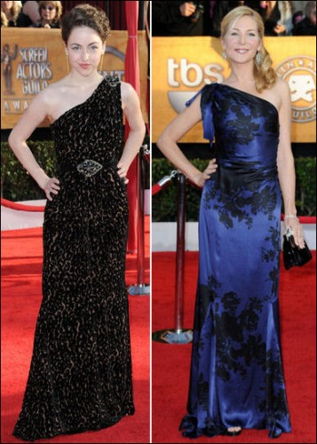 2010-sag-awards-red-carpet-dresses-one-shoulder-prints