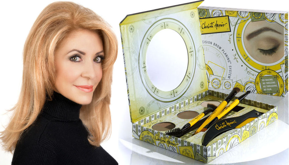 Christi Harris Contest Sweepstakes eyebrow planing system
