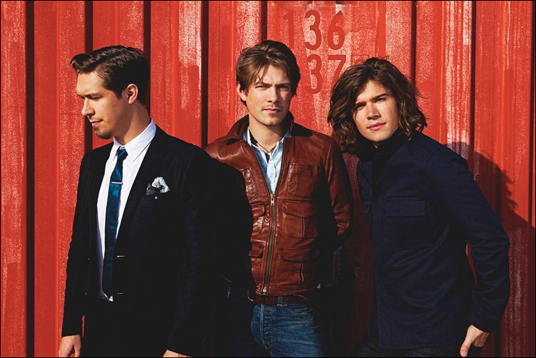 Hanson Shout It Out album