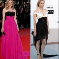 2010 Cannes red carpet dresses Diane Kruger