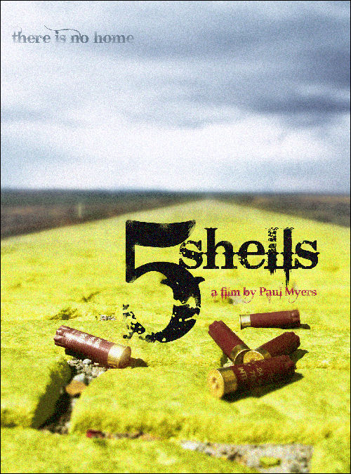 5 Shells movie poster