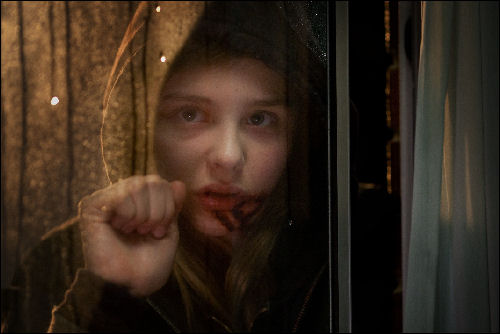 Let Me In movie Chloe Moretz image