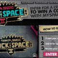MySpace Record deal Toyota Music Rock the Space II