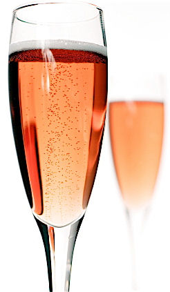 Sex and the City 2 drink Rosangel pink champagne