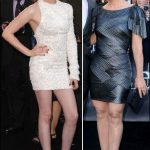 Twilight Eclipse red carpet fashion dresses sleeves