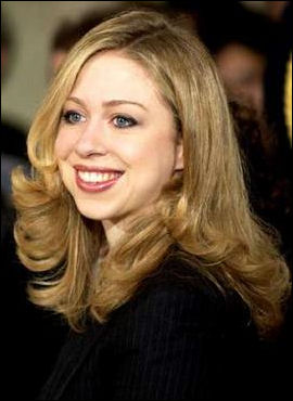 Chelsea Clinton wedding day makeup ideas