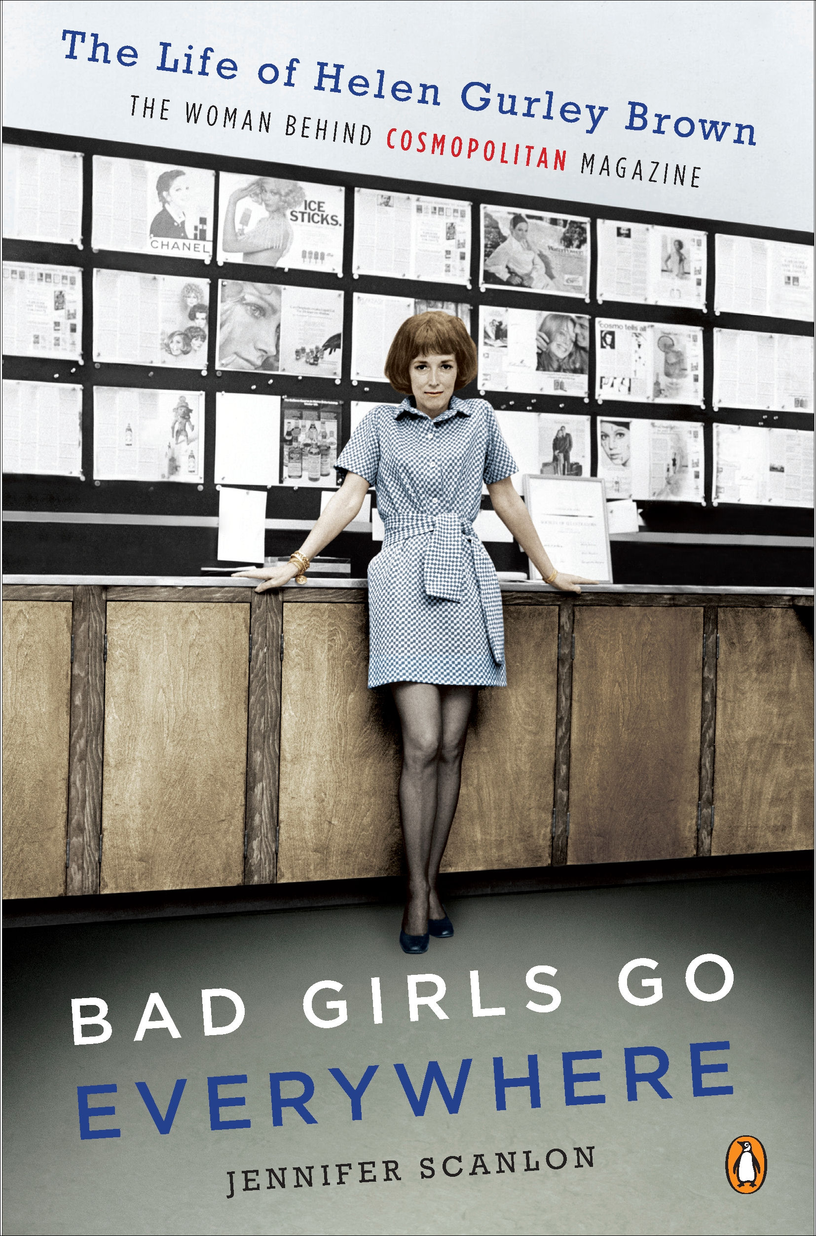 Bad Girls Go Everywhere book Jennifer Scanlon