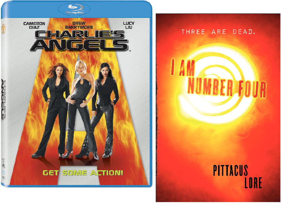 Charlie's Angels I Am Number Four contest