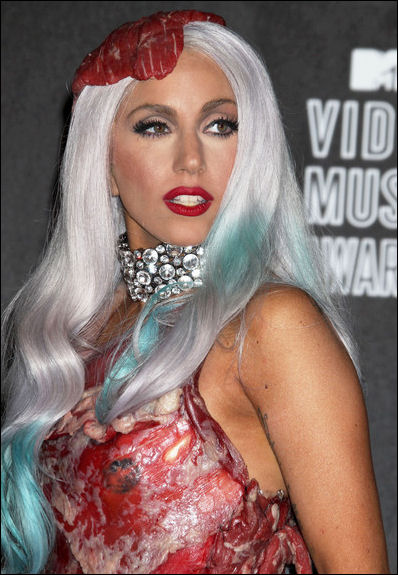 2010 VMA Awards Lady Gaga