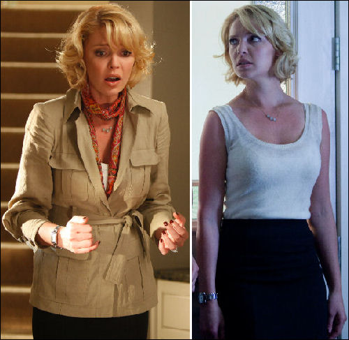 Katherine Heigl fashions Killers movie