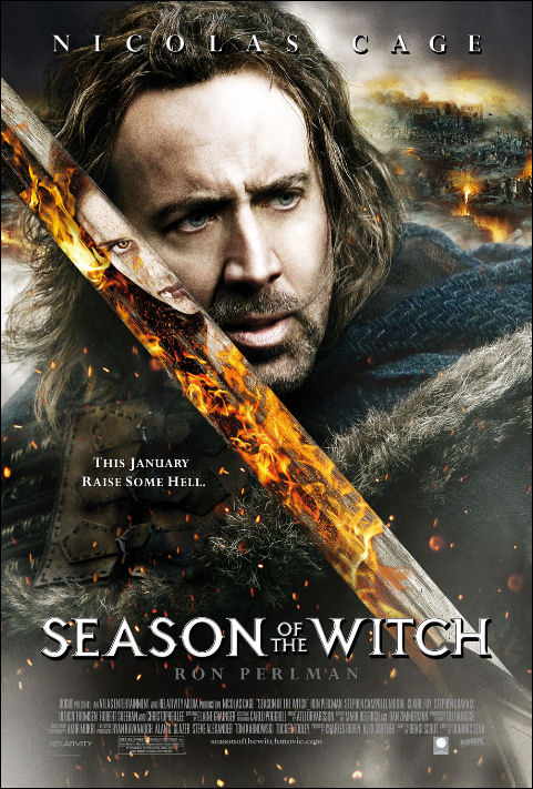 Season of the Witch movie Nicolas Cage