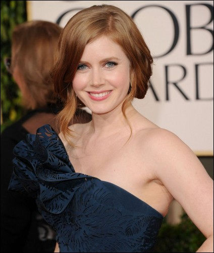 Laini Reeves created a soft 20's mood for Golden Globe nominee Amy Adams.
