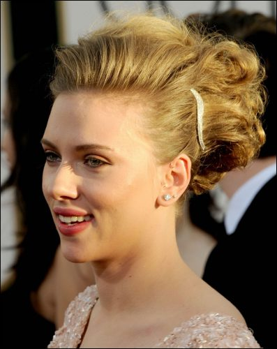 2011 Golden Globe red carpet hairstyles | Fushion Magazine