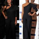 Copycats: Gabrielle Union & Kelly Rowland in Nicole Miller