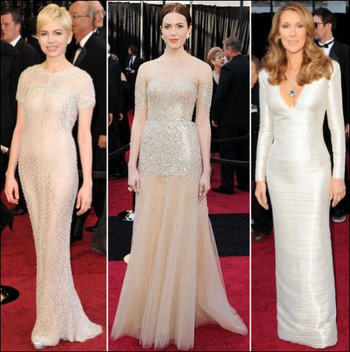 2011 OSCAR RED CARPET dresses fashion | Fushion Magazine
