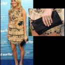 "Carrie Underwood at the ""Soul Surfer"" premiere"
