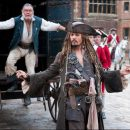 """Pirates of the Caribbean: On Stranger Tides"" star-studded benefit"