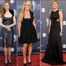 2011 Academy of Country Music red carpet fashion
