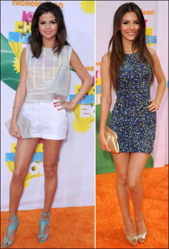 selena gomez kids choice awards 2011. Selena Gomez in a Christian