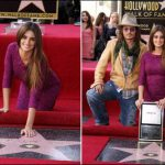 Penelope Cruz Hollywood Walk of Fame
