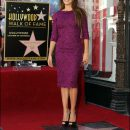 Penelope Cruz accepts star in L'Wren Scott dress