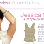 Dove Go Sleeveless contest Jessica Szohr