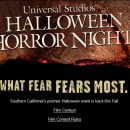 "2011 ""Halloween Horror Nights"" short film competition"