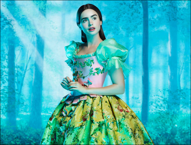 Untitled Snow White film RELATIVITY MEDIA Lily Collins