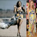 Copycats: Carrie Underwood & Stacy Keibler