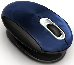 Whirl Mini Notebook Mouse