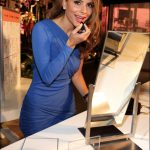 Maria Menounos Mary Kay event