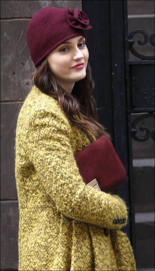 gossip girl fashion style blake lively amp leighton meester