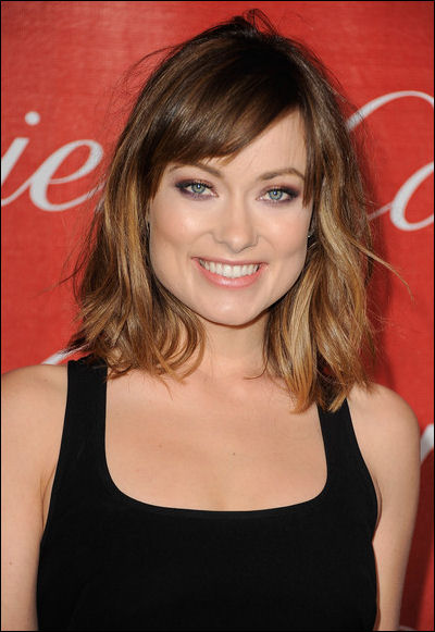 Olivia Wilde hair style David Babaii 012012