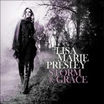 Lisa Marie Presley new album STORM AND GRACE